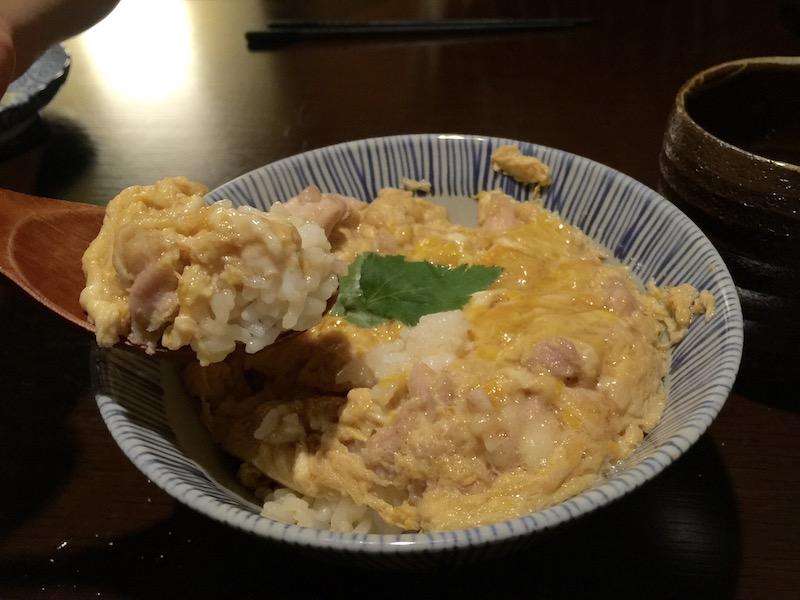 焼鳥ひじり 特製・親子丼