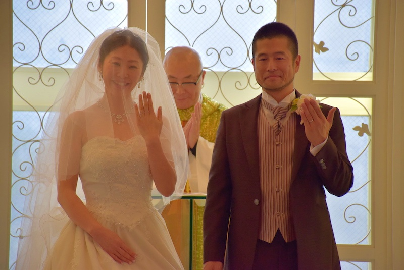武宮 敬介・千賀子 夫妻