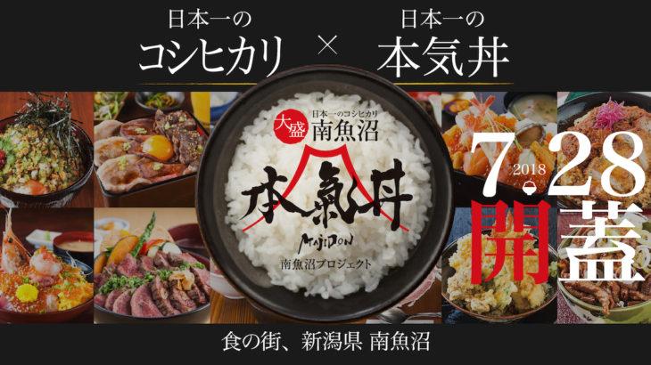 本気丼ランキング2018がスゴい!
